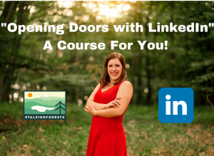Opening Doors with LinkedIn A Course For You!